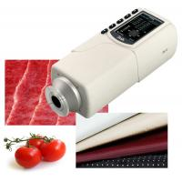 Buy cheap Large aperture 20mm colorimeter 45/0 colour meter for food with CIE LAB software NR20XE product