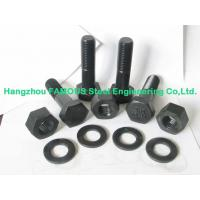 Buy cheap Heavy Hex Structural Bolts Steel Buildings Kits With Alloy Steel And ASTM from wholesalers