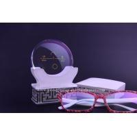 Buy cheap Multifocal Progressive Transition Lenses Blanks , Anti Blue Ray 1.56 Optical Lens Blanks from wholesalers
