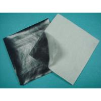 Buy cheap Smooth Surface HDPE Geomembrane Liner , Waterproof Heated Non Woven Geotextile 400GSM from wholesalers