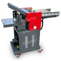 Buy cheap 950W Electric Paper Folder Machine HB 382SA 28000Sheets / h from wholesalers