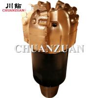Buy cheap High Manganese Steel Matrix Body PDC Bits 5 Blades For Hard Rock product