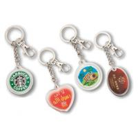 Buy cheap Custom Logo Keychains from wholesalers