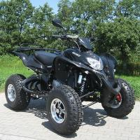 Buy cheap 250cc Extra Large Size Four Wheel Atv With Electric Start System Black from wholesalers