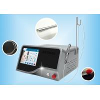 Buy cheap Vascular Removal Device 980 nm Diode Laser Spider Vein Removal Machine for Face from wholesalers