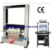 Buy cheap Corrugated Carton Box Compression Testing Machine Price from wholesalers