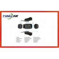 Buy cheap HD GPS Tracking Dash Cam , Wireless Dash Cam With Video Recording Function product