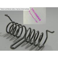 Buy cheap Low Density Titanium &Alloy Torsion Springs from wholesalers