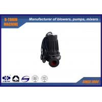 Buy cheap 15KW Wastewater Submersible Pump for civil water plant with high head 42m product