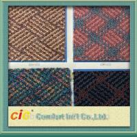 Buy cheap Waterproof Automotive Carpet , Nowoven Carpet Material Hand Tufted Jacquard from wholesalers
