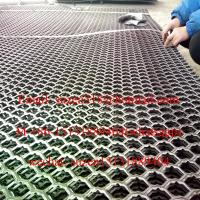 Buy cheap diamond expanded metal panel for dock leveler loading ramp bridge from wholesalers