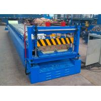 Buy cheap Screwless Roof Panel Roll Forming Machine, Concealed Fix Roofing Sheet Roll Forming Line from wholesalers