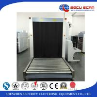 Buy cheap Big size pallet goods x ray airport scanner , luggage x ray machines for cargo inspection from wholesalers