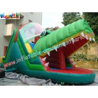 Buy cheap Commercial Inflatable Dry Slide Toys Customized For Kids product
