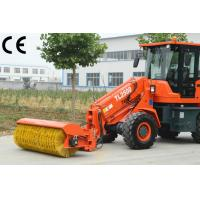 Buy cheap articulated loader brush sweeper TL2500 with portable opened sweepers product