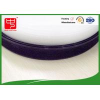 Buy cheap 25 meters per roll Plastic hook and loop ,  sticky hook and loop fire retardant common color from wholesalers