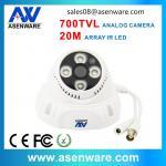 Buy cheap 700tvl Sony ccd dome analog cctv camera from wholesalers