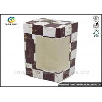Buy cheap Luxury Chocolate Candy Boxes , Cardboard Food Packaging Boxes Biodegradable Friendly from wholesalers