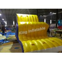 Buy cheap Funny Fly Bird Shaped Inflatable Water Parks With 0.9mm PVC Tarpaulin Anti - Tearing from wholesalers