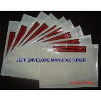 Buy cheap Packing List Envelopes from wholesalers