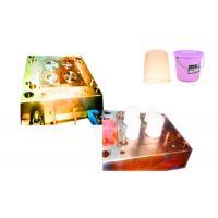 High Polishing Ice Bucket Mould , Home Appliance Custom Plastic Molding Thermal Resistance