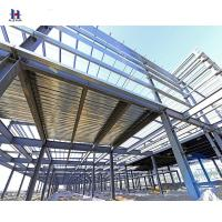 Buy cheap Prefab Steel Warehouse Buildings and Metal Warehouse Building Kits from wholesalers
