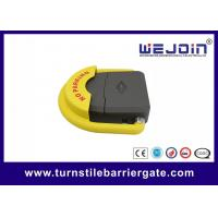 Buy cheap Automatic Remote control parking lock Parking Management Systems from wholesalers