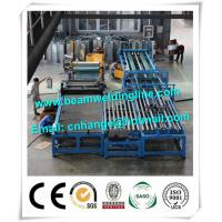 Buy cheap Automatic HVAC Duct Manufacturing Line , Wind Tower Production Line Make Heating Duct from wholesalers