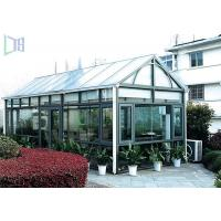 Buy cheap DIY Design Aluminium Frame Greenhouse Thermal Break Insulation System from wholesalers