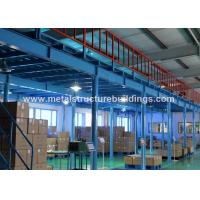 Buy cheap ASTM Standard Metal Prefab Commercial Buildings with Aluminum Alloy Window from wholesalers