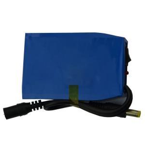 Buy cheap 1000 Cycle MSDS 2600mAh 12V Lipo Battery Pack product