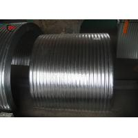 Buy cheap Galvanized Steel Sheet Conveyor Belt Covers Cement Production Line from wholesalers