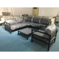 Buy cheap All aluminum sofa set with powder coating for Hotel, Garden and Beach by Clover Lifestyle China Outdoor Furniture from wholesalers