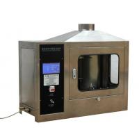 Buy cheap Building Material Flammability Testing Equipment Ignitability Tester from wholesalers