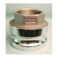 Buy cheap Aluminum camlock coupling for fluid control  Type reducing A MIL-A-A-59326 Gravity casting from wholesalers