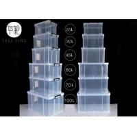 Buy cheap Transparent Really  32 liters Clear Useful Boxes(R) Plastic Storage Box, 11in.H x 14in.W x 19.3 in.D from wholesalers