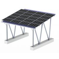 Buy cheap Finely Processed Solar PV Car Park Mounting Brackets from wholesalers