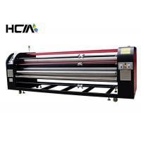 Buy cheap Roll Fabric Heat Transfer Printing Equipment 120 - 150 M / H 12 Month Warranty from wholesalers