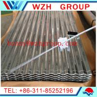 Buy cheap 0.13-0.5mm 10 feet hot dipped galvanized steel sheet as the roofing sheet from wholesalers