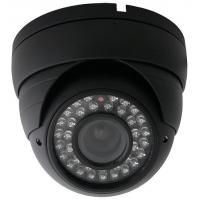 Buy cheap ultra-high speed focus Auto 52dB  S/N Radio IR Dome Cameras with IR-CUT Illumination from wholesalers