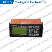 Buy cheap Digital High Accuracy Natural Magnetic Field Detecting Proton Magnetometer from wholesalers