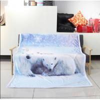 Buy cheap Comfortable Flannel Blanket Soft Blankets For Kids 100% Polyester Pill Resistant from wholesalers