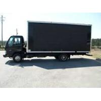 Buy cheap HD P10 Outdoor Mobile Led Advertising Vehicle , Full Color LED Screen Truck from wholesalers