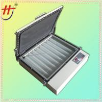 Buy cheap desktop screen printing exposure unit with vacuum from wholesalers