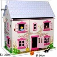 Buy cheap Wooden Doll House Toys, Wooden Toy House from wholesalers