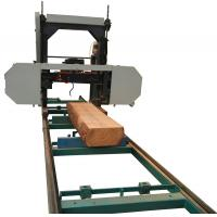 Buy cheap Horizontal Bandsaw Sawmill for Sale,Portable Horizontal Band Sawmills from wholesalers