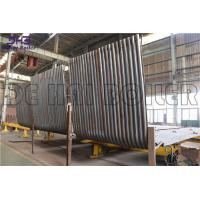 Buy cheap Water Wall Tube Package Water Wall Panel , Boiler Panel Fabrication Combustion Fabricator from wholesalers