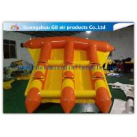 Buy cheap Pvc Water Sports Toy Towable Inflatable Flyfish Boa Air Inflatable Flying Fish from wholesalers