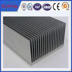 Buy cheap New! aluminium radiator heating for car/led/computor,die cast aluminium radiator cnc from wholesalers
