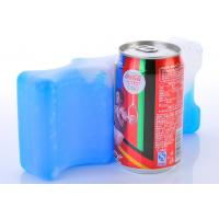 Buy cheap Promotional Portable Reusable Cold Gel Packs HDPE Plasitc For Lunch Box from wholesalers